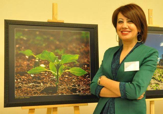 EFOD üyesi Canan Çağlar Kaplıca'nın portfolyosu
